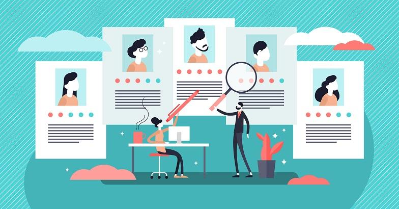 HR industry uses Google cloud