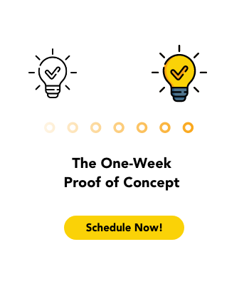 one week proof of concept